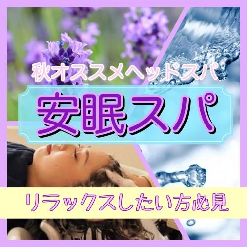 【ラベンダーオイル】安眠スパでぐっすりスヤスヤ😪